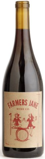 Farmers Jane Wine Company Field Blend Red 2013