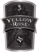 Yellow Rose Straight Rye Whiskey