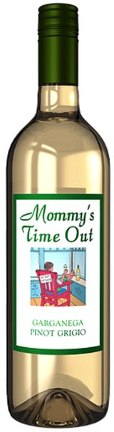Mommy's Time Out Pinot Grigio Garganega 2014