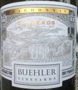 Buehler Vineyards Carneros Chardonnay 2013