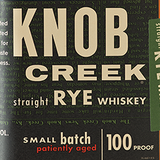 Knob Creek Straight Rye Whiskey