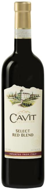 Cavit Select Red Blend
