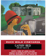 Duck Walk Gatsby Red