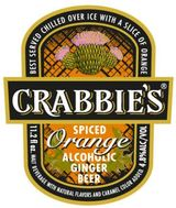 Crabbies Spiced Orange Alcoholic Ginger Beer
