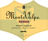 Monte Volpe Pinot Grigio 2013