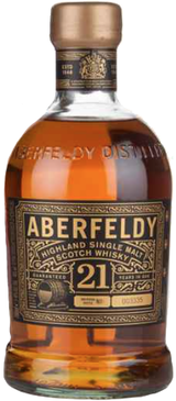 Aberfeldy Single Highland Malt Scotch Whisky 21 year old