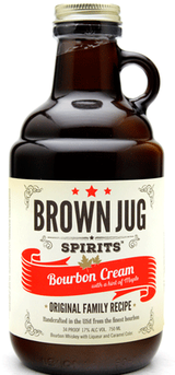 Brown Jug Spirits Bourbon Cream