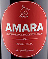 Amara Amaro d'arancia Blood Orange Liqueur