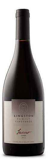 Kingston Family Vineyards Lucero Syrah 2013