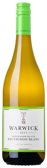 Warwick Estate Professor Black Sauvignon Blanc 2013
