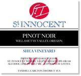 St. Innocent Shea Vineyard Pinot Noir 2013