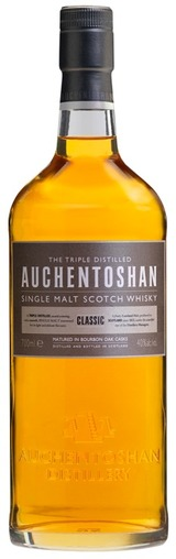 Auchentoshan Classic Single Malt Scotch Whisky