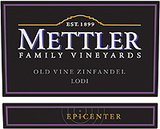 Mettler Family Vineyards Epicenter Old Vine Zinfandel 2013