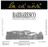 La Ca' Nova Barbaresco 2012