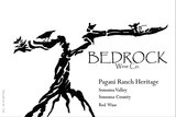 Bedrock Wine Co. Pagani Ranch Heritage Red 2014