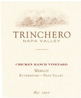 Trinchero Chicken Ranch Vineyard Merlot 2011