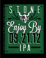 Stone Brewing Co. Enjoy By IPA