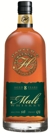 Parker's Heritage Collection Kentucky Straight Malt Whiskey 8 year old