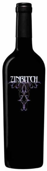 Cypher Winery Zinbitch 2012