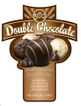 360 Vodka Double Chocolate Vodka