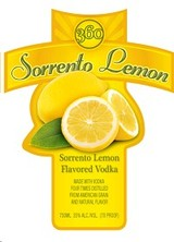 360 Vodka Sorrento Lemon Vodka
