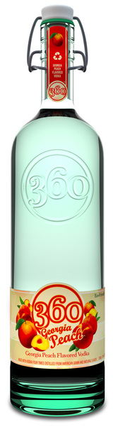 360 Vodka Georgia Peach Vodka