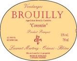 Laurent Martray Brouilly Corentin 2013