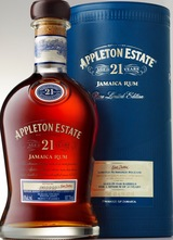 Appleton Estate Jamaica Rum 21 year old