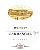 Weinert Carrascal Red 2010