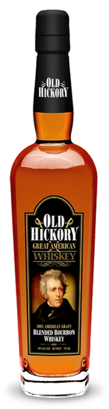 Old Hickory Black Label Blended Bourbon
