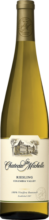 Chateau Ste. Michelle Columbia Valley Riesling 2014