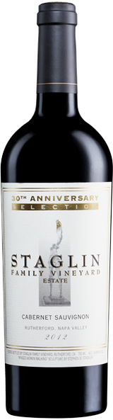 Staglin Family Vineyard Cabernet Sauvignon 2012