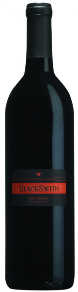 Forgeron Cellars Blacksmith Merlot 2012