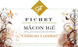 Domaine Fichet Macon Ige Chateau London 2012
