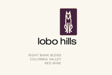 Lobo Hills Right Bank Red Blend 2012