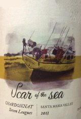 Scar of the Sea Seven Leagues Chardonnay 2013