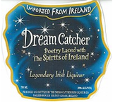 Dream Catcher Irish Liquor Legendary Toasted Irish Liquor