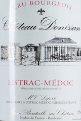 Chateau Donissan Listrac Medoc 2014