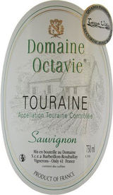 Domaine Octavie Touraine 2014