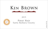 Ken Brown Santa Barbara County Pinot Noir 2013