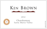 Ken Brown Santa Maria Valley Chardonnay 2012