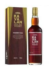 Kavalan ex-Sherry Cask Taiwanese Whisky