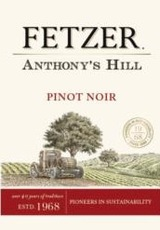 Fetzer Anthony's Hill Pinot Noir