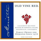 Marietta Old Vine Lot 63 Red NV
