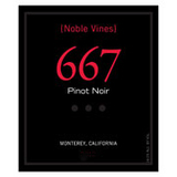 Noble Vines 667 Pinot Noir 2014