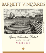 Barnett Vineyards Merlot 2013