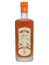 Prunier La Lieutenance Liqueur d'Orange