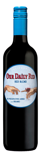 Our Daily Wines Our Daily Red 2014