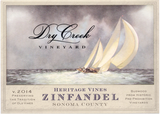 Dry Creek Heritage Vines Zinfandel 2014