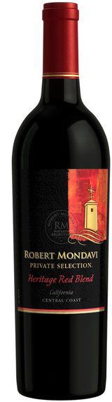 Robert Mondavi Private Selection Heritage Red Blend 2014